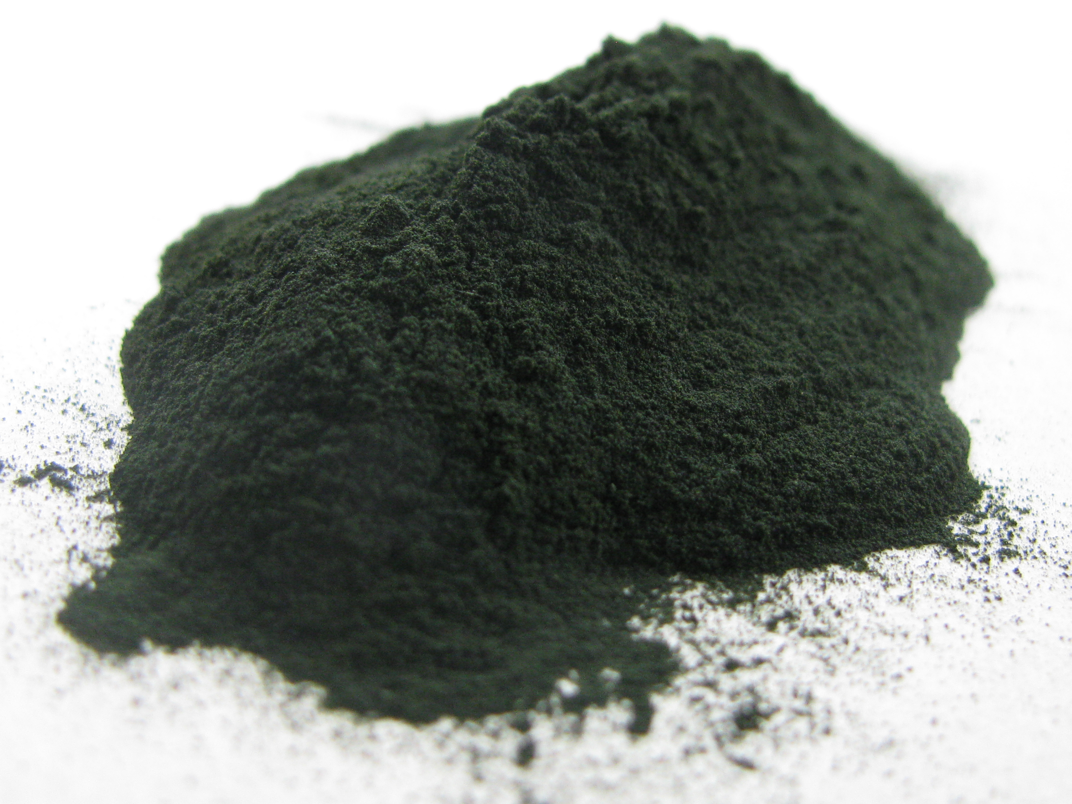 Organic Powder Spirulina powder.JPG