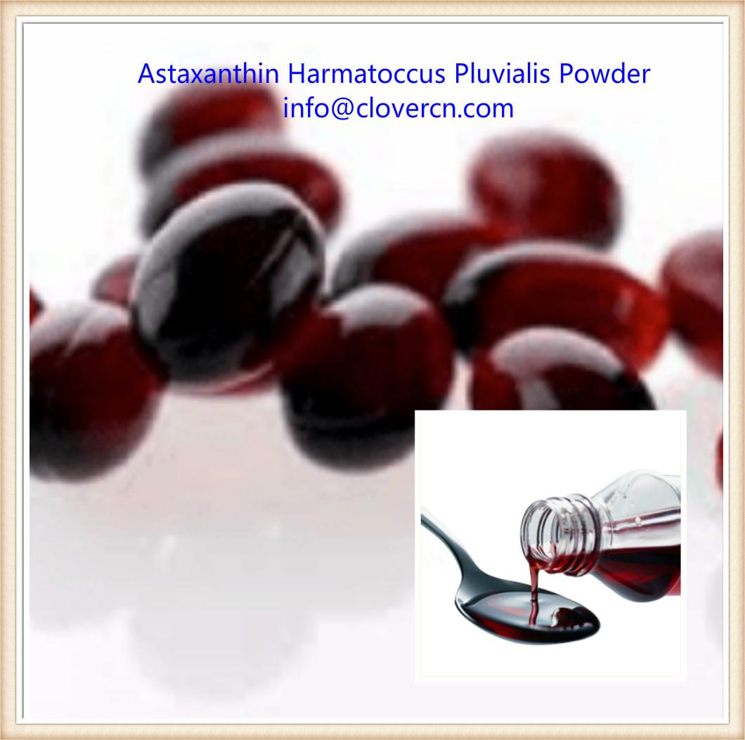 Buy Astaxanthin  Astaxanthin Harmatoccus Pluvialis Powder Antioxidant