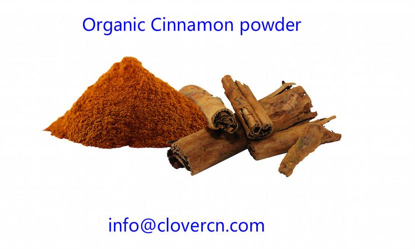 Organic Powder Cinnamon powder A Clover Nutrition Inc.jpg