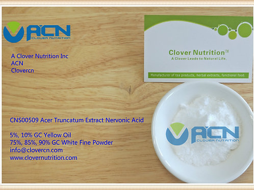 CNS00509 Acer Truncatum Extract Nervonic Acid 85% GC