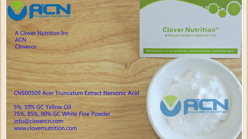 CNS00509 Acer Truncatum Extract Nervonic Acid 90% GC