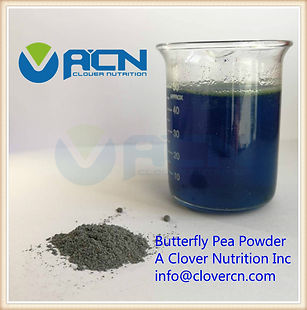 Butterfly pea powder A Clover Nutrition