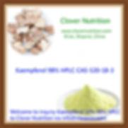 Kaempferol 98% HPLC