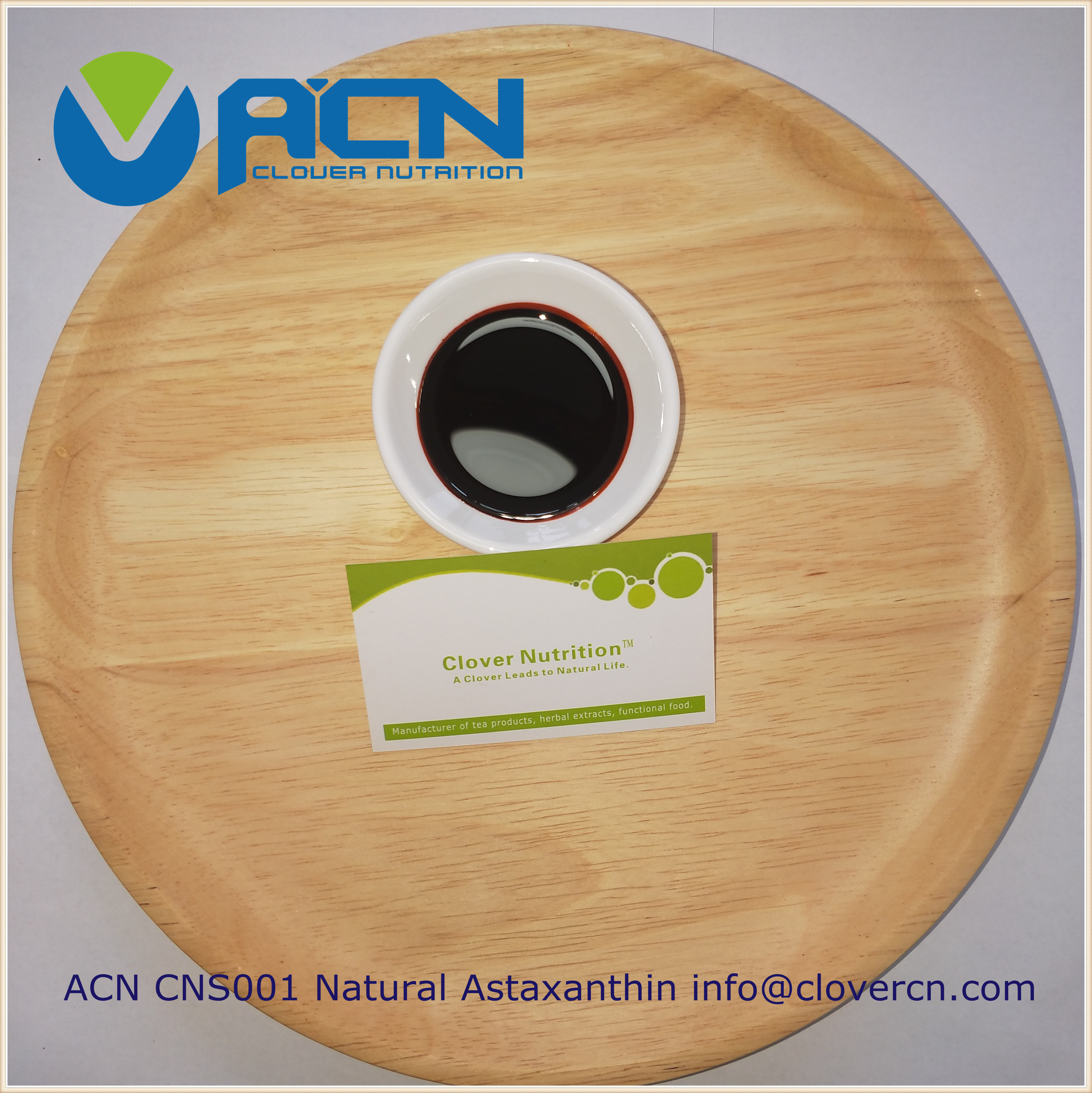 ACN CNS001 natural astaxanthin powder