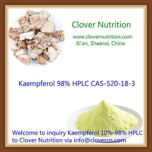 CNS091 Kaempferol 10% HPLC