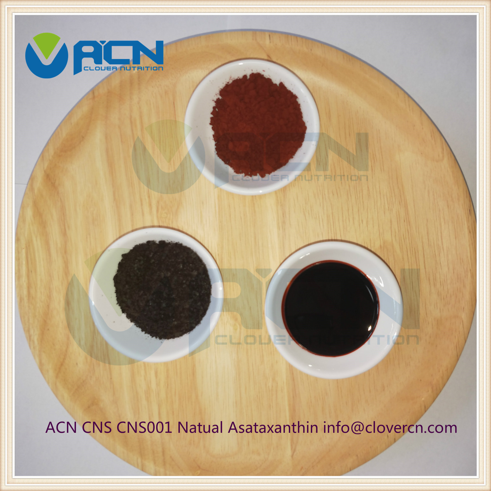ACN CNS001 Natual Asataxanthin info_clovercn.com