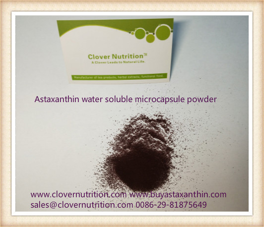 astaxanthin microcapsule powder