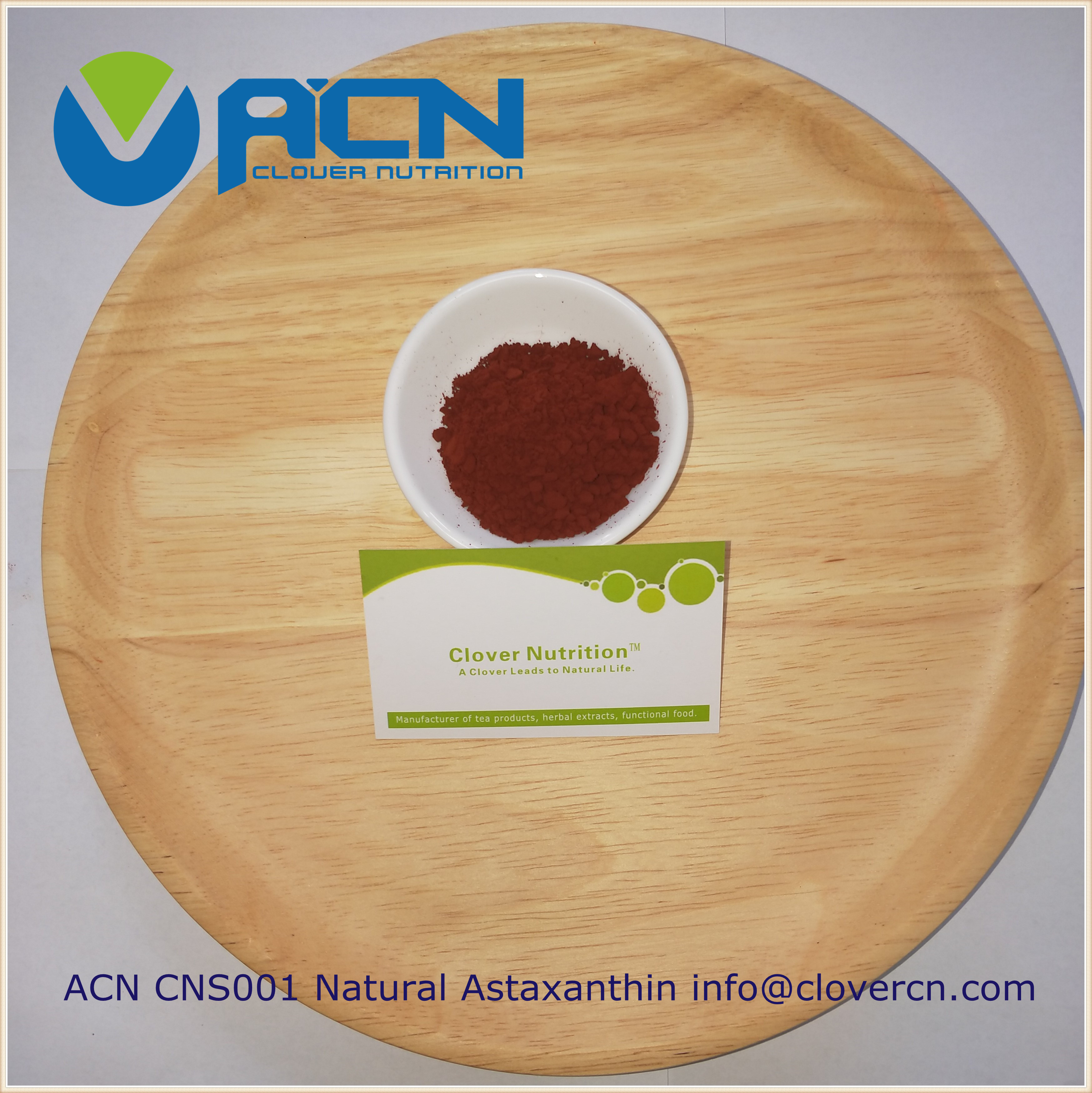 ACN CNS natural astaxanthin haematococcus pluvialis astaxanthin