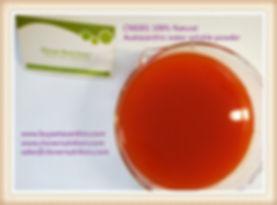 Astaxanthin CWS powder