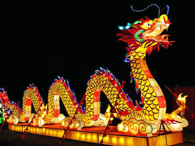 How to China celebrate Chinese New Year
