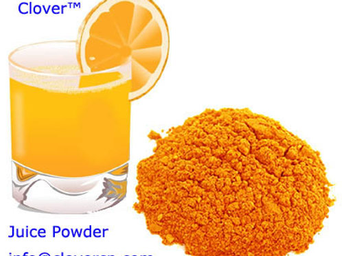 Orgage Fruit Juice Powder