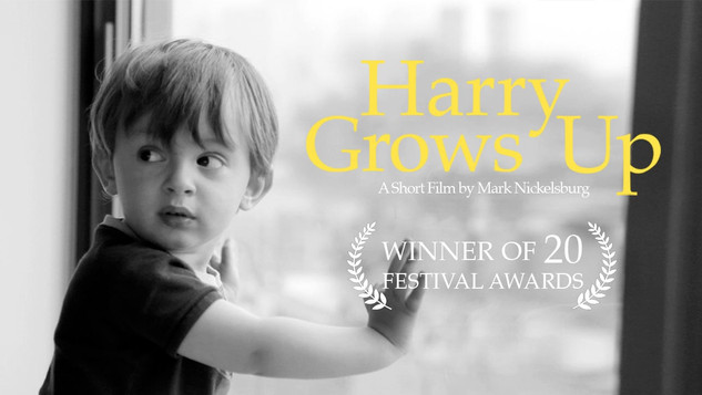 Harry Grows Up (2014)