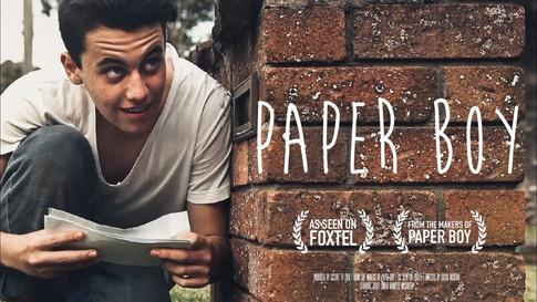 Paper Boy  (2015)