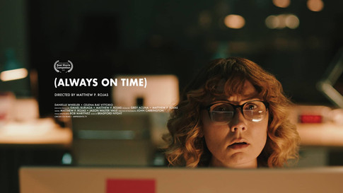 (always on time) (2018)