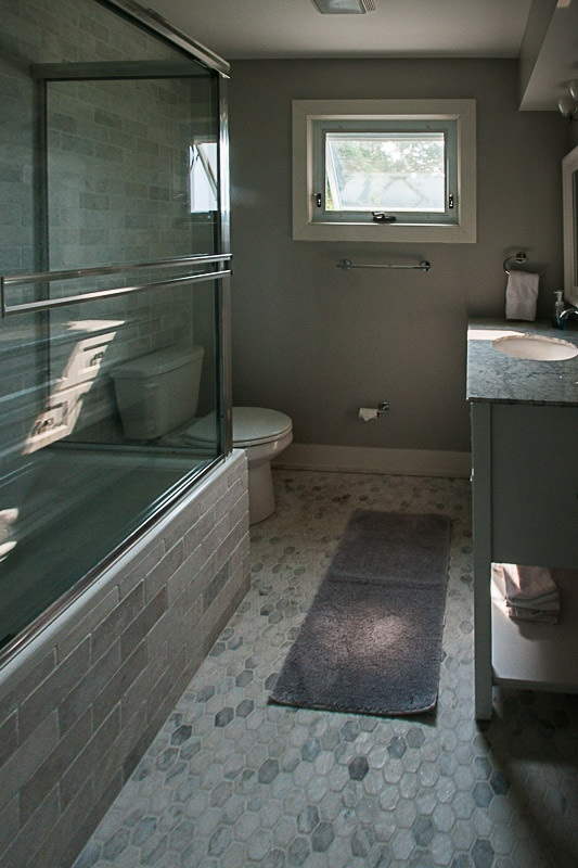2nd floor bath