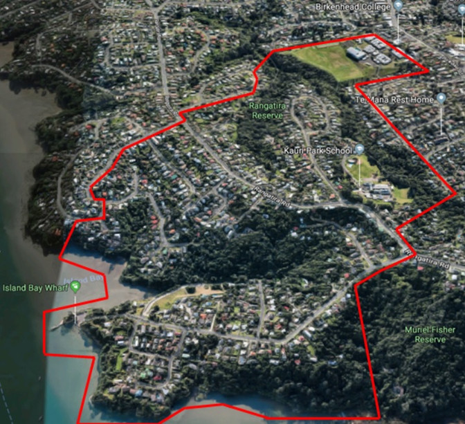 Feedback requested by 8th March 2019 Hadfield, Odin & Rangatira Halo Pest Free Community Plan2