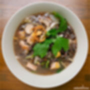 black rice soup recipe | http://rebirthrice.com