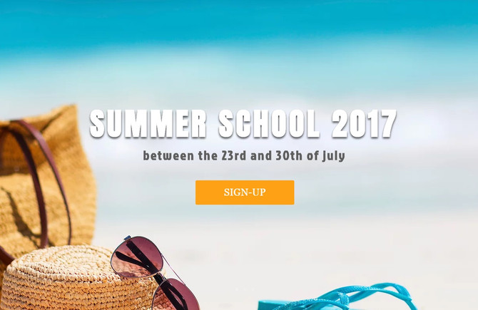 3...2...1...Summer School 2017 is ON!