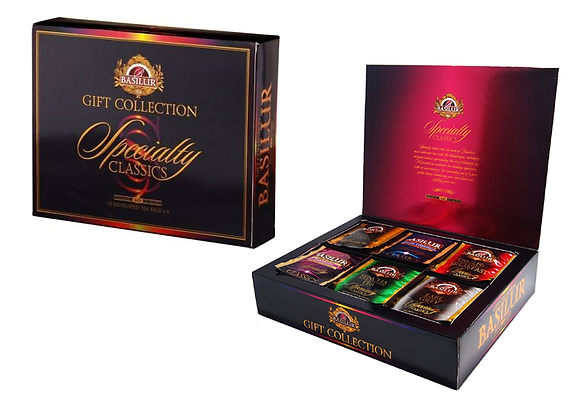 Specialty Classics - Gift Box (60 TEA BAGS)