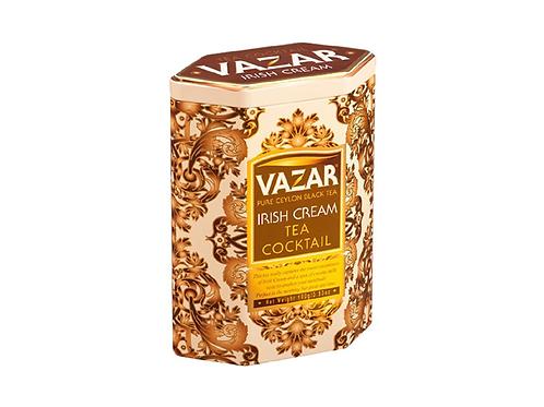 Vazar Irish Cream Tea Cocktail