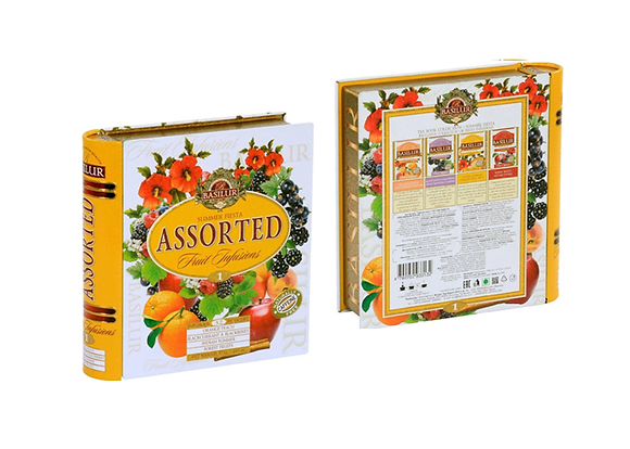 Summer Fiesta - Fruit Infusions Assorted Tea Bags