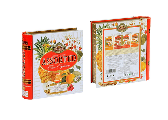 Fruity Delight - Fruit Infusions Assorted Tea Bags