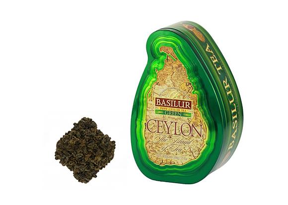 """The Island Of Tea"" Green"