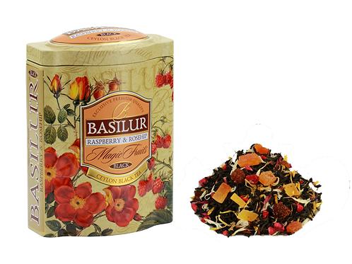 Raspberry and Rosehip