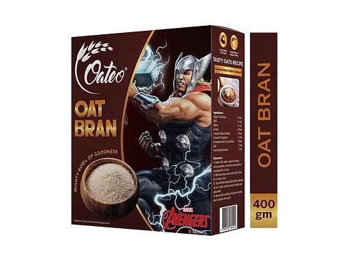 Oateo Oat Bran (400g Box)