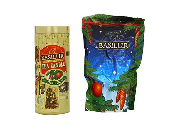 Tea Candle Christmas