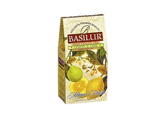 Lemon and Lime Tea