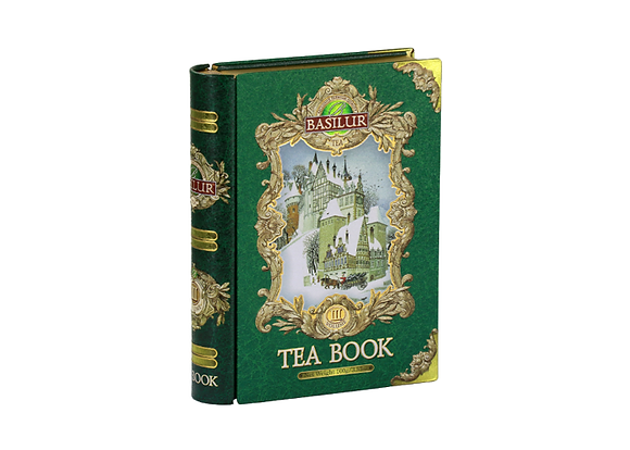 Tea Book Volume III (Green)