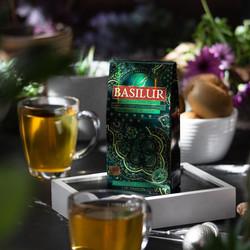 Leaf Green Tea In Soft Boxes