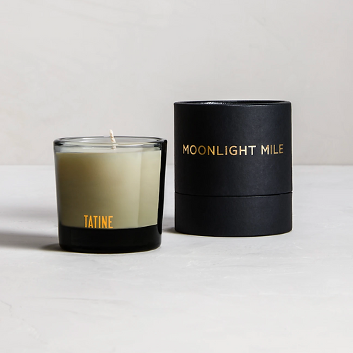 Tatine Moonlight Mile Votive Candle