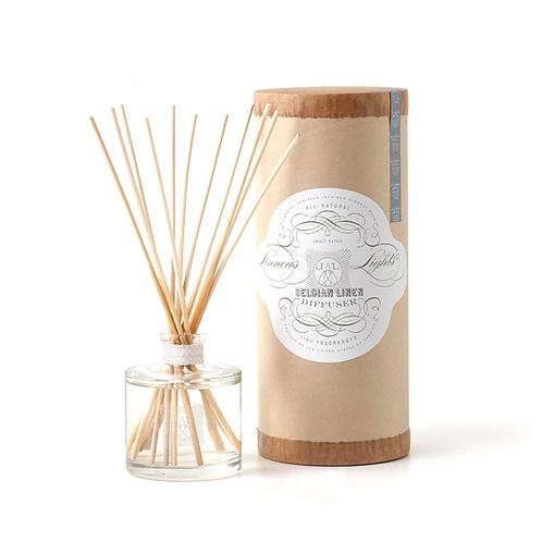 Belgian Linen - Diffuser + Reeds