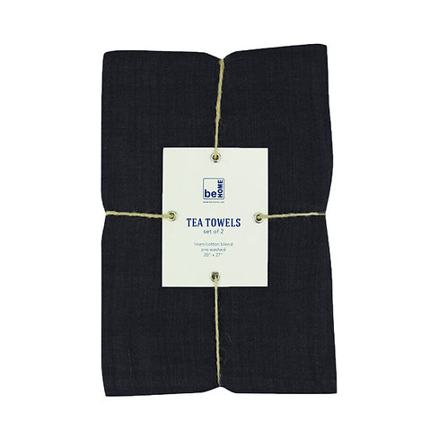 Linen Tea Towels - Set of 2