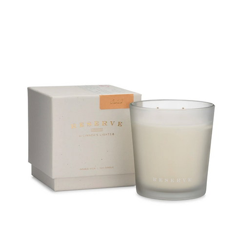 Reserve Light Orchard, 2-Wick Candle