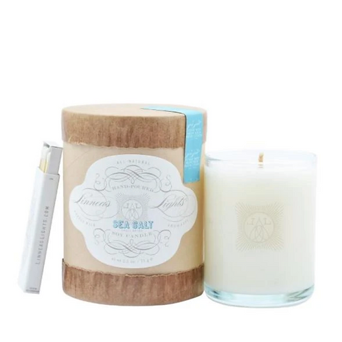 Sea Salt - Votive Candle