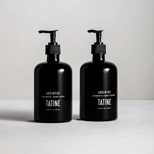 Tatine Absinthe Hand Soap and Lotion