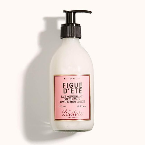 Bastide Figue D'ete Hand and Body Lotion