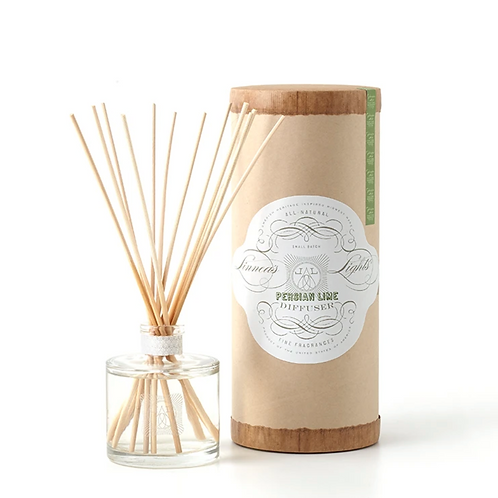 Persian Lime - Diffuser + Reeds