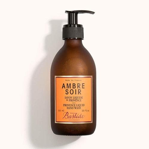 Bastide Ambre Soir Artisanal Hand Wash