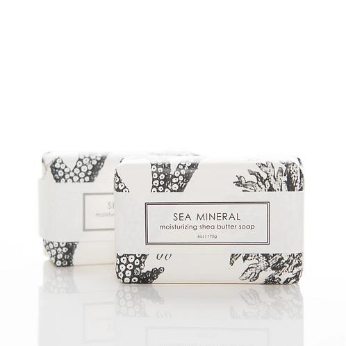 Formulary 55 Shea Butter Soap - Sea Mineral Bath Bar