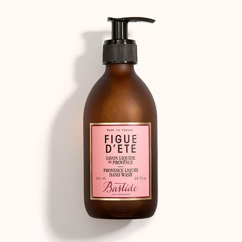 Bastide Figue D'ete Artisanal Hand Wash