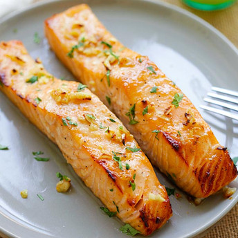 Kid-Friendly Salmon