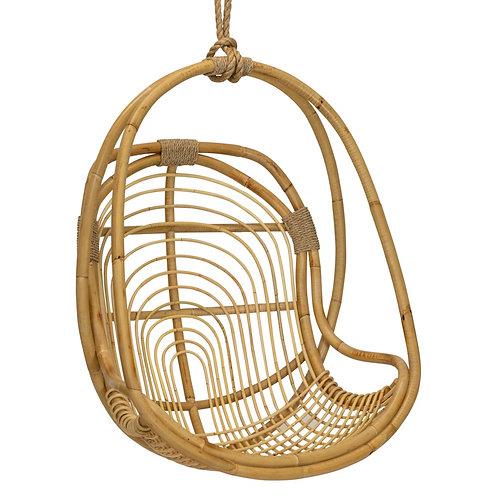 Rattan Hanging Chair - Natural