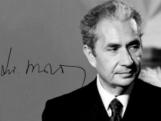 Aldo Moro: l'uomo e il politico.