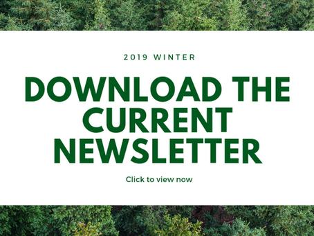 Winter 2019 Newsletter!
