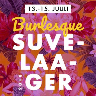 Burlesque suvelaager tuleb taas!