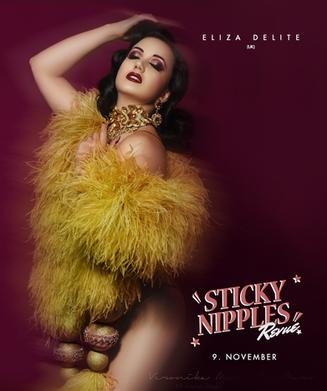 Sticky Nipples Revue vol 8 piletid nüüd müügil!